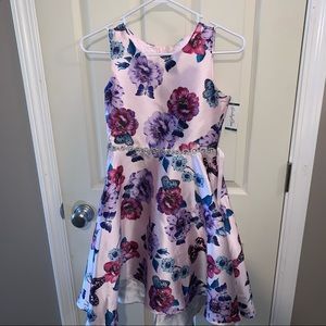 Emily Rose girls floral dress size 14 new with tag